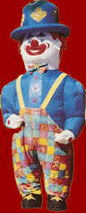Giant Inflatable Clown